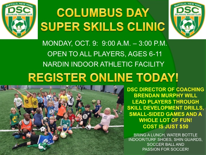 Columbus Day Clinic