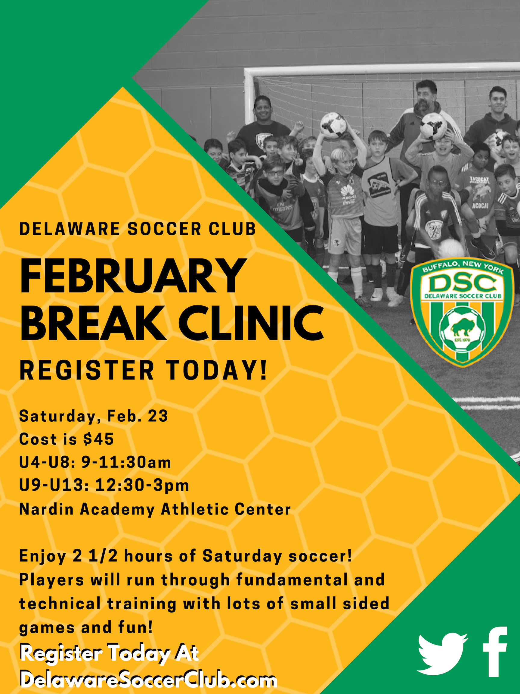 February Break Clinic