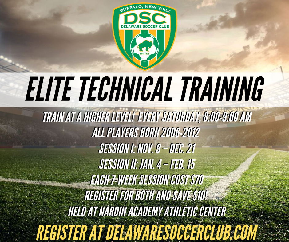 Elite Technical Training